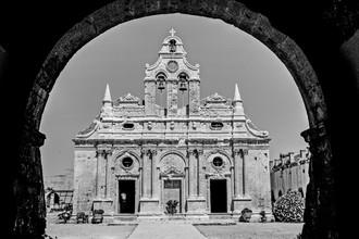 Manfred Just, Klosterkirche (Griechenland, Europa)