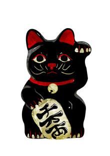 Katherine Blower, Lucky Black Cat (Großbritannien, Europa)