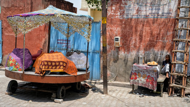 Michael Wagener, Waiting (Indien, Asien)