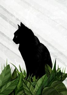 Katherine Blower, black Cat (Großbritannien, Europa)