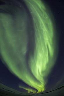 Dirk Heckmann, Kräftiges Polarlicht (Norwegen, Europa)