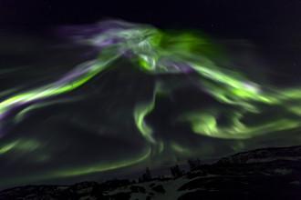 Dirk Heckmann, Intensives Polarlicht (Norwegen, Europa)