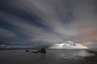 Dirk Heckmann, Lofoten bei Nacht (Norwegen, Europa)
