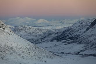 Dirk Heckmann, Norwegische Winterlandschaft (Norwegen, Europa)