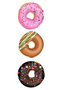 Katherine Blower, Donuts (Großbritannien, Europa)