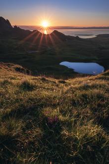 Jean Claude Castor, The Quiraing in den schottischen Highlands (Großbritannien, Europa)