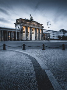 Ronny Behnert, Brandenburger Tor am Morgen (Germany, Europe)