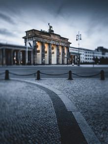 Ronny Behnert, Brandenburger Tor am Morgen (Deutschland, Europa)