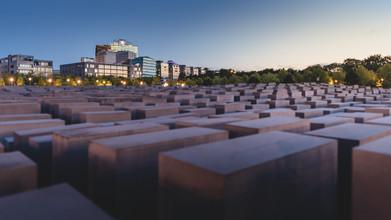 Ronny Behnert, Holocaust Mahnmal und Potsdamer Platz in Berlin (Deutschland, Europa)