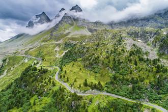 Stefan Schurr, Wolken am Albulapass (Schweiz, Europa)