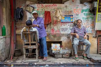 Miro May, Barber (India, Asia)