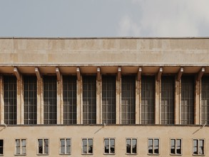 Tempelhof 3 - fotokunst von Florent Bodart
