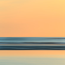 Holger Nimtz, Sunrise at the North Sea (Germany, Europe)