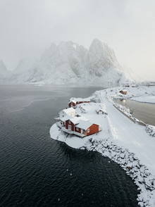 Lyes Kachaou, Winter Wonderland in Lofoten (Norwegen, Europa)