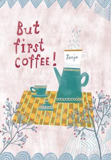 Constanze Guhr, Kaffee! (, )