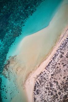 Sandflypictures - Thomas Enzler, The Wave - Coral Bay (portrait) (Australien, Australien und Ozeanien)