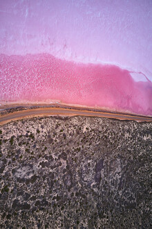 Pink Lake - Fineart photography by Sandflypictures - Thomas Enzler