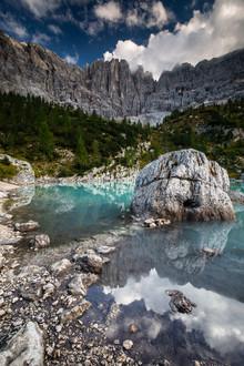 Mikolaj Gospodarek, Lago Sorapiss (Italien, Europa)