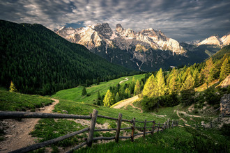 Martin Morgenweck, Shine on the Dolomites (Italy, Europe)