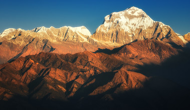 Martin Morgenweck, Dhaulagiri - Riese in den Himalayas (Nepal, Asien)