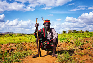 Victoria Knobloch, In Karamoja (Uganda, Africa)