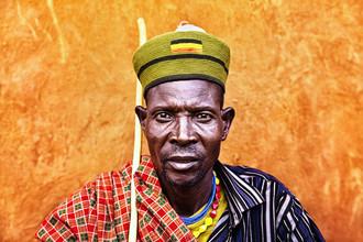 Victoria Knobloch, Der Dorfchef (Uganda, Afrika)