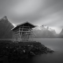 Dennis Wehrmann, Lofoten Sakrisøy Norwegen (Norwegen, Europa)