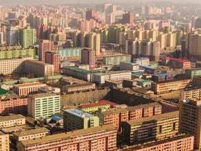 Franziska Söhner, Pjöngjang, North Korea (2017) (Nordkorea, Asien)