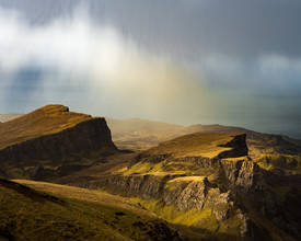 Raphael Rychetsky, Rain over the Quiraing, Scotland (Großbritannien, Europa)