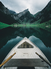 Ueli Frischknecht, Seealpsee (Switzerland, Europe)