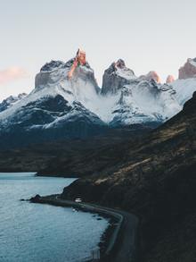 Ueli Frischknecht, Sonnenaufgang im Torres del Paine Nationalpark (Chile, Lateinamerika und die Karibik)