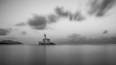Olbia Leuchtturm - fotokunst von Christian Janik