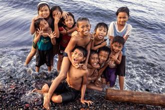 Christine Wawra, Freude und Lachen der Kinder von Bali (Indonesien, Asien)