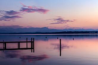 Christine Wawra, Meditative Stimmung am See (Deutschland, Europa)