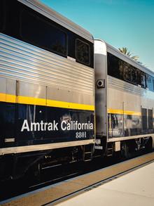 Franziska Söhner, Amtrak, USA (2015) (Vereinigte Staaten, Nordamerika)