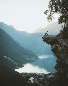 Philipp Heigel, SITTING ON THE EDGE. (Norway, Europe)