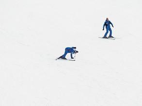 Franziska Söhner, Skiing, North Korea (2017) (Korea, North, Asia)