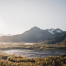 Christoph Johann, Harting Icefield River (Vereinigte Staaten, Nordamerika)