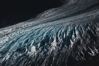 Crevasse - fotokunst von Christoph Johann