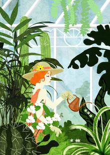 Katherine Blower, Greenhouse Gardening (Großbritannien, Europa)