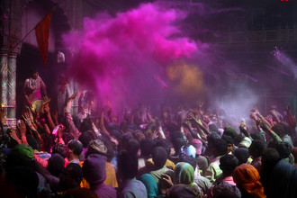 Rada Akbar, Holy Festival  (Indien, Asien)