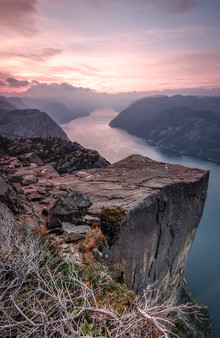 Christoph Schaarschmidt, preikestolen (Norway, Europe)