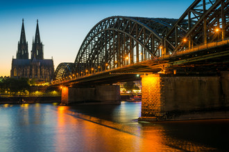Martin Wasilewski, Cologne Evening (Germany, Europe)