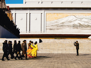 Franziska Söhner, Marriage, North Korea (2017) (Nordkorea, Asien)