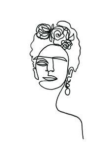 Julia Hariri, Frida Kahlo (, )