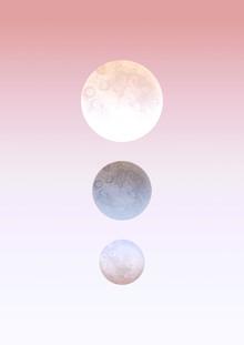 Julia Hariri, Moon Triplet (Germany, Europe)