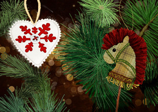 Katherine Blower, Christmas tree (United Kingdom, Europe)