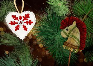Katherine Blower, Christmas tree (Großbritannien, Europa)