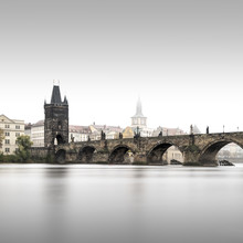 Karlsbrücke in Prag - Fineart photography by Ronny Behnert