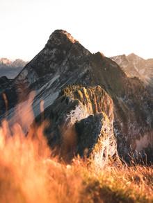Niels Oberson, Glowing Ridge (Switzerland, Europe)